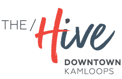 The Hive Kamloops Logo